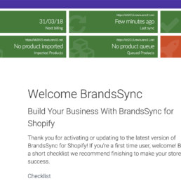 Brandsync Shopify Brandsdistribution.com